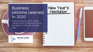 Business Lessons Learned in 2020