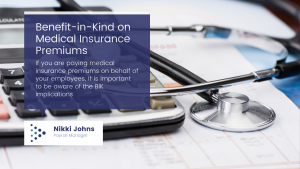 Benefit in Kind Medical Expenses