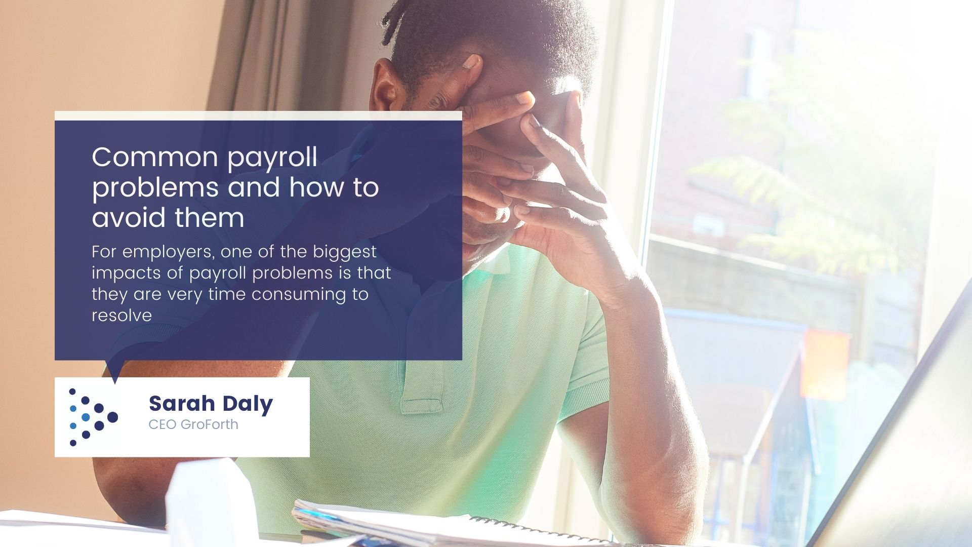 Common Payroll Problems and How to Resolve Them