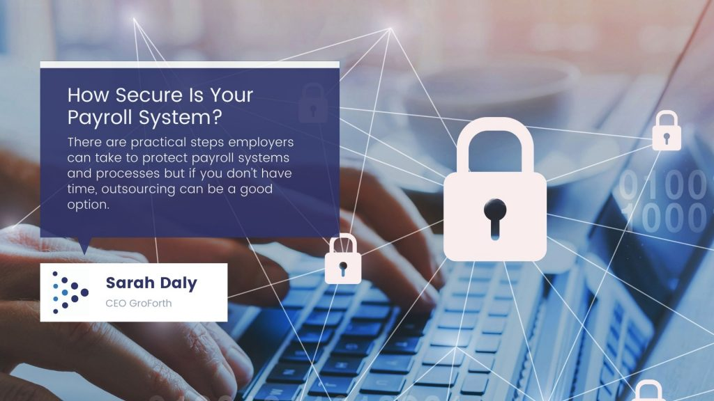 How Secure Is Your Payroll System?