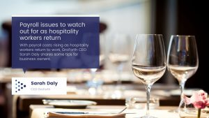 Payroll Issues to Be Aware of In Irish Hospitality Sector